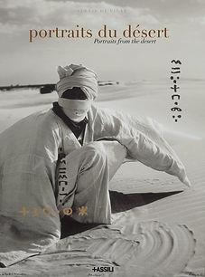 Books Alexis de Vilar - Portraits du Desert