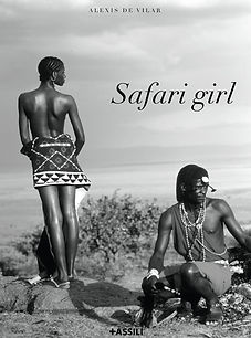 Books Alexis de Vilar - Safari Girl