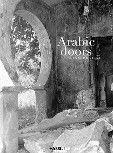 Books Alexis de Vilar - Arabic Doors