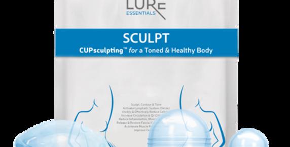 SCULPT Body Massage Cupping Kit