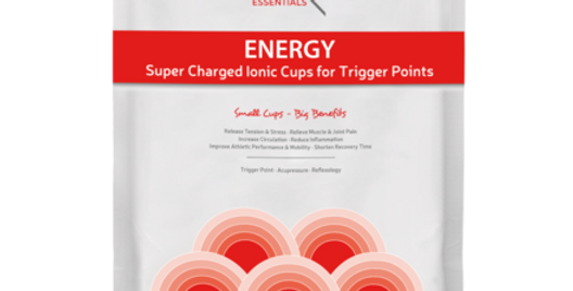 ENERGY Ionic Mini-Cups for Trigger Points
