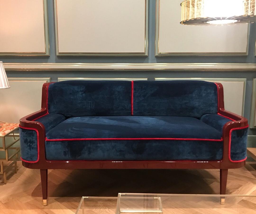Atkinson gallery bespoke sofa