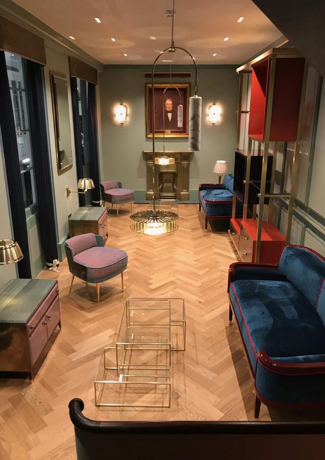 Atkinson gallery bespoke pieces