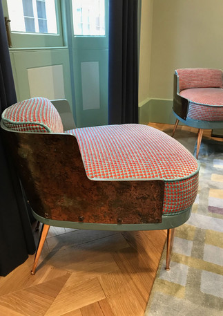 Atkinson gallery bespoke chair