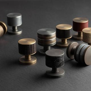 Knob collection