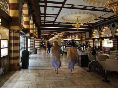 The Dubai Mall Souq - A Dreamed Tradition