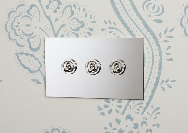 Triple nickel dolly switch