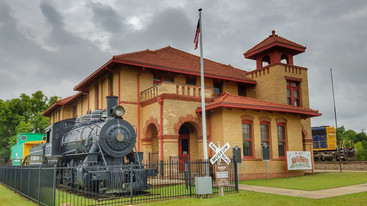 Teague Railroad Museum