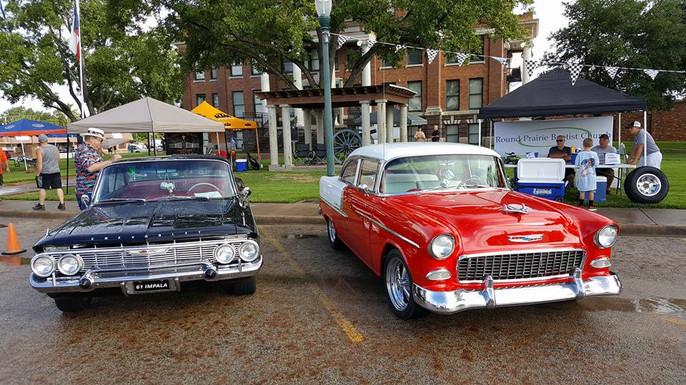 Show of Wheels Annual Car Show
