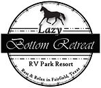 Lazy Bottom Retreat Logo