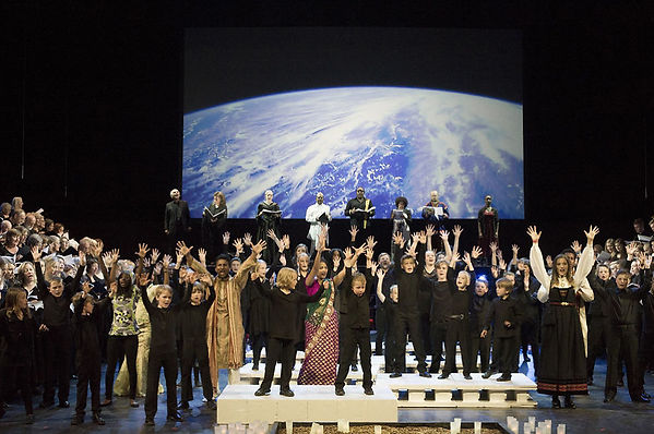 Choirs of Norway unite for Stemmer