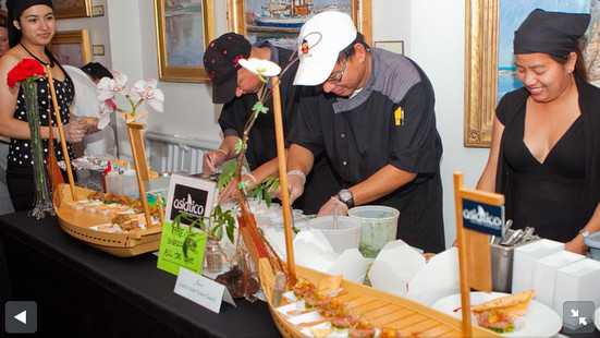 Gallery Catering Events