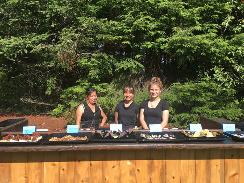 Summer Catering Events