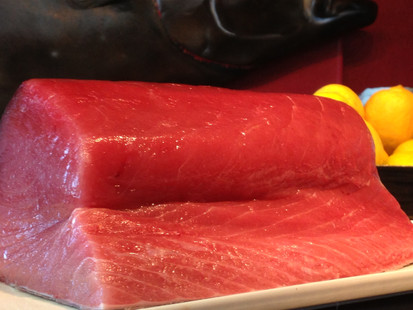 Fresh Yellowfin Tuna