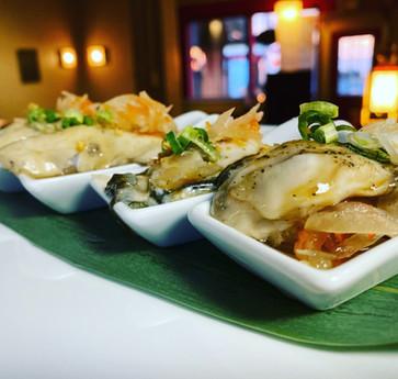 Fresh Adobo Oysters