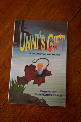 AUTHOR SPOTLIGHT: SUSI MARIE LYBACK
