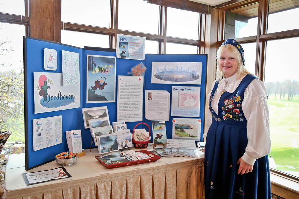 Susan Lyback LSW: www.fjordhavenforever.com