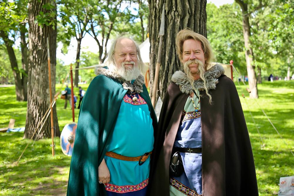 Scandinavian Summer Fest Viking Age Club