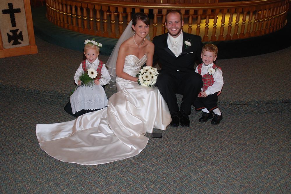 Norwegian Wedding