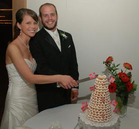 OUR NORWEGIAN THEMED WEDDING