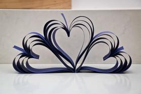 WINTER LOVE PART 2: HEART GARLAND