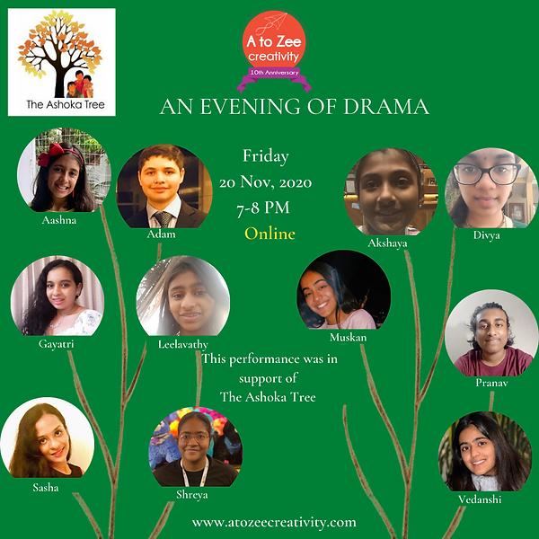 2020: An Evening of Drama 2