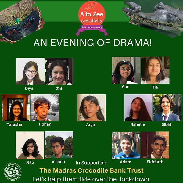 2020: An Evening of Drama 1