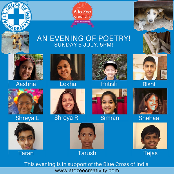 2020: An Evening of Poetry