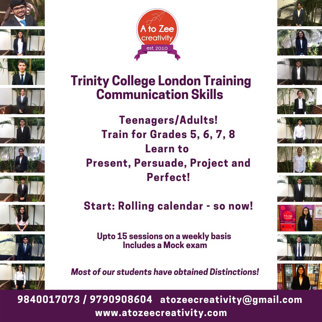Trinity Training - Communication Skills