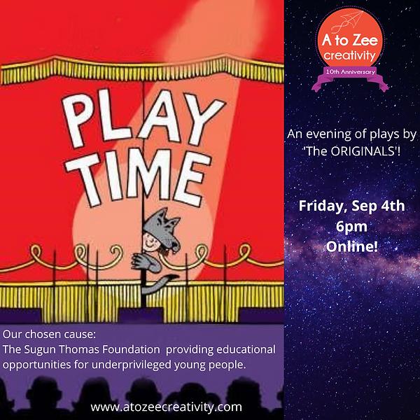 2020: Play Time ( Originals)