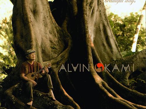 CD_BEAUTIFUL DAYS/ ALVIN OKAMI