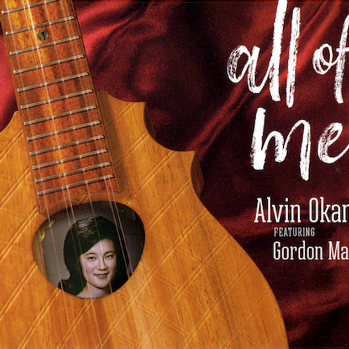 CD_ALL OF ME / Alvin Okami featuring Gordon Mark