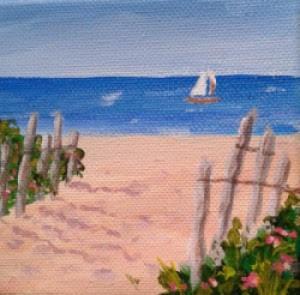 Beach Path | $25