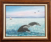 Whale Tail | $150