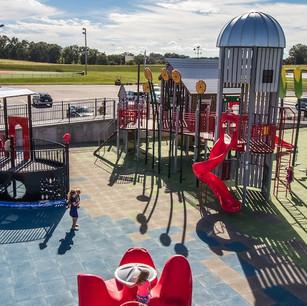 Braden & Friends Challenger Playground