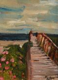 Final Steps of the Boardwalk   $95