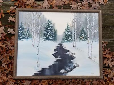 Winter Calm | $200