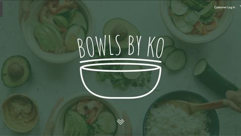 Bowls by KO