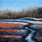 Bog in Winter | $250