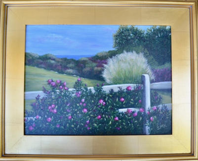 """""""A Rosy View""""  