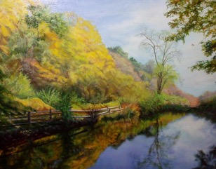 """""""Reflections of Fall""""  