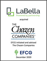 LaBella, The Chazen Companies, EFCG