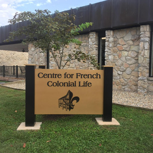 Centre For French Colonial Life