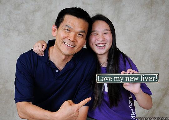Simon-Cassie Love My New Liver Picture.j