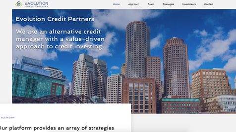 Evolution Credit Partners
