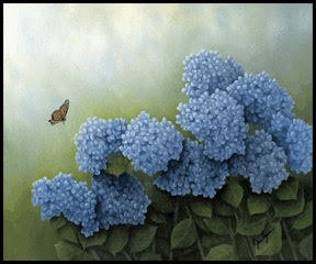 The Beauty of Blue | SOLD