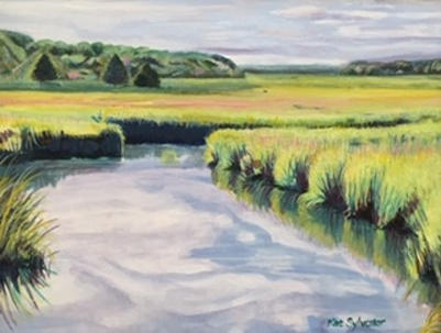 Dreaming of Scornton Creek | $380