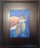 Sea Turtle   $100