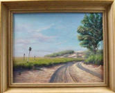 """""""On the Marsh Road"""" 