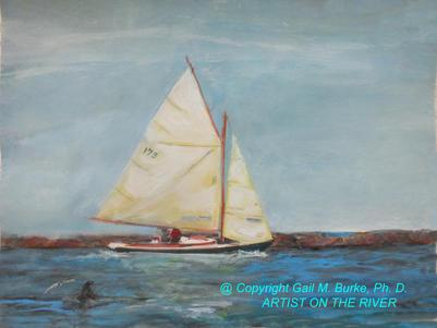 Sail Away  |  $250